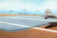 IJN Aircraft Carrier Deck WWII, 1:48