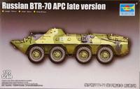 Russian BTR-70 APC Late Version, 1:72 (pidemmällä toimitusajalla)