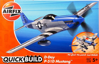 Quick Build, D-Day P-51D Mustang