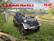 le.gl.Einheits-Pkw KFZ.2,WWII German Light Radio Communication Car, 1:35 (pidemmällä toimitusajalla)
