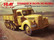 V3000S/SS M (SD.Kfz.3b) Maultier, WWII German Semi-Tracked Truck, 1:35 (pidemmällä toimitusajalla)