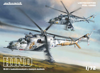 Mi-24 HIND Dual Combo Limited Edition, 1:72