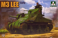 U.S. Medium Tank M3 Lee Early 1:35