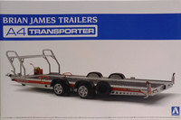 Brian James Trailers A4 Transporter 1:24