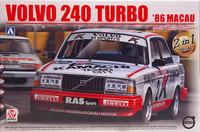 Volvo 240 Turbo '86 Macau, 1:24
