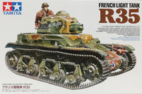 French Light Tank R35, 1:35