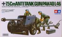 7,5cm Anti Tank Gun (PAK40/L46) , 1:35