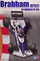 Brabham BT52 '83 Monaco GP 1:20