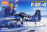 U.S. Navy Fighter F4F-4, 1:72