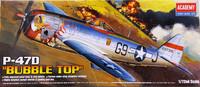 P-47D Bubble Top, 1:72