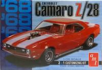 Chevrolet Camaro Z28 '68, 1:25