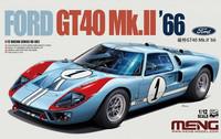 Ford GT40 Mk.II '66, 1:12
