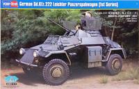 German Sd.Kfz.222 Leichter Panzerspahwagen (1st Series), 1:35