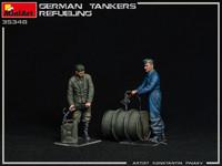 German Tankers Refueling, 1:35