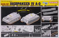 Sd.Kfz.162 Jagdpanzer IV A-0, 1:35