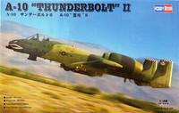 A-10 Thunderbolt II (sis. extraa), 1:48