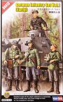 German Infantry Set Vol.1 (Early), 1:35 (pidemmällä toimitusajalla)