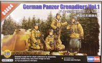 German Panzer Grenadiers Vol.1, 1:35