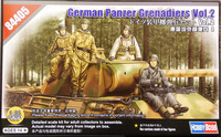 German Panzer Grenadiers Vol.2, 1:35