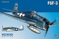 F6F-3, 1:72 (pidemmällä toimitusajalla)