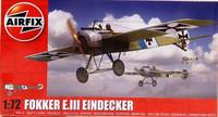 Fokker E.III Eindecker, 1:72 (pidemmällä toimitusajalla)