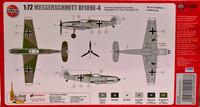 Messerschmitt Bf109E-4, 1:72