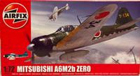 Mitsubishi A6M2b ZERO, 1:72