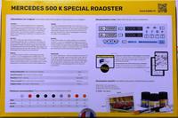 Mercedes 500 K Special Roadster, 1:24