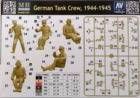 German Tank Crew 1944-1945, 1:35 (pidemmällä toimitusajalla)