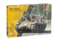 M7 Priest Howitzer Motor Carriage, 1:35