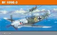 Bf 109 E-3 ProfiPACK 1:48