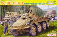 Sd.Kfz.234/1 Schwerer Panzerspähwagen (2cm), 1:35