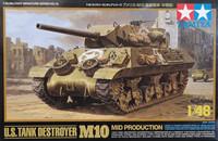 US Tank Destroyer M10 Mid Production, 1:48