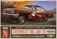 Chevrolet Bel Air '62 2'n1, 1:25 (pidemmällä toimitusajalla)