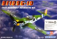 Bf109G-10, 1:72