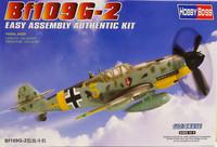 Messerschmitt Bf109 G-2, 1:72