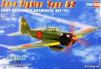 Zero Fighter Type 52, 1:72