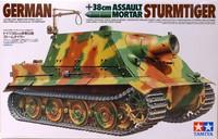 German Sturmtiger, 1:35