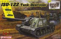 JSU-122 Tank Destroyer, 1:35