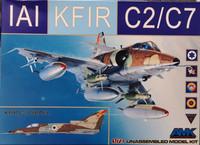 Kfir C-7 Colombia, 1:72