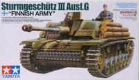 Sturmgeschütz III Ausf.G Finnish Army, 1:35
