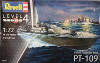 Patrol Torpedo Boat PT-109, 1:72