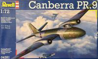Canberra PR.9, 1:72