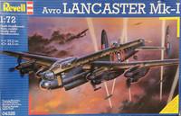 Avro Lancaster Mk.1, 1:72