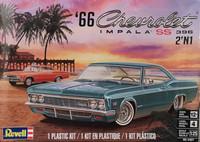 Chevrolet Impala SS 396 2'n1 '66, 1:25