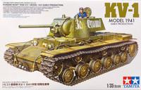 Russian Heavy Tank KV-1, 1:35
