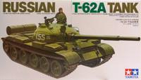 Russian Tank T-62A, 1:35