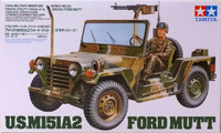 M151A2 Ford Mutt, 1:35