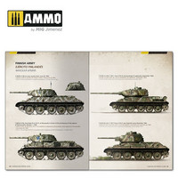 T-34 Tank Camouflage Patterns in WWII