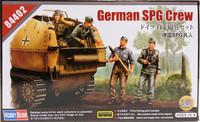 German SPG Crew, 1:35 (pidemmällä toimitusajalla)